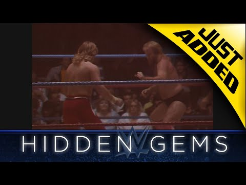 Shawn Michaels sends both of his foes reeling in rare Hidden Gem from 1987 (WWE Network Exclusive)