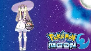 Pokemon: Moon - Lillie's Stern Face