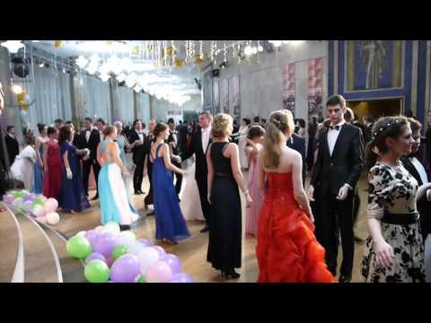 видео: Юбилейный бал МГИМО 2014