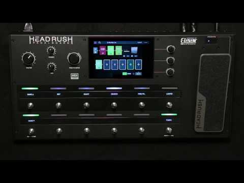 HeadRush Multi-Effects Pedal