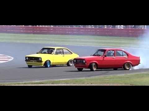 Ford Fair Classic Ford Drift Car Action Youtube
