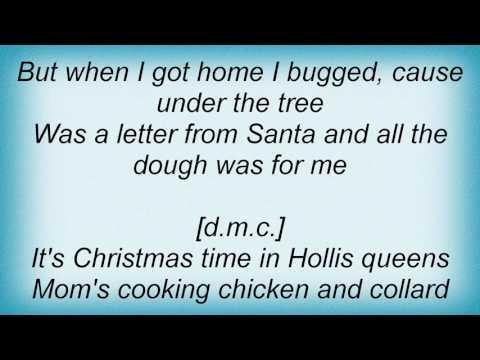 Run-d.m.c. - Christmas In Hollis Lyrics