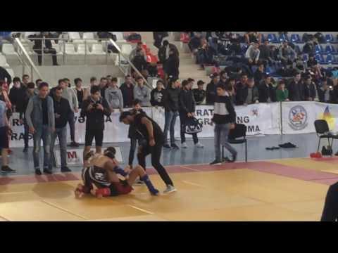 Togrul Tagizade ( Shotokay Fight Club ) vs Imran Abbasguliyev ( Pankration Fight Club ) 58 kg