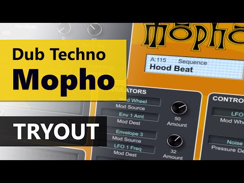Playing with the Mopho - Dub Techno Experiments with Ableton Live
