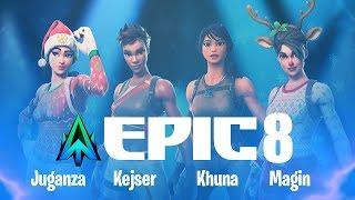 EPIC #8 // Atlantis Highlights // kejseR, Magin, Juganza, Khuna 🌊