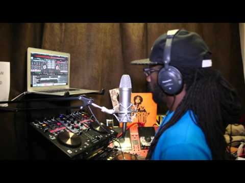 alaine - hello endorsed by likkle minty on his radio show