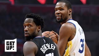 Lazy playoff officiating is to blame for Kevin Durant's 3 technical fouls – Michael Wilbon | Get Up!