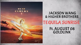 Jackson Wang & Higher Brothers - Tequila Sunrise (Audio) (feat. AUGUST 08 & GoldLink)