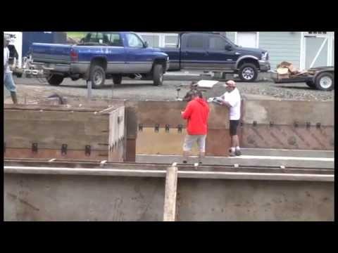 Custom Home Builder Roseburg Oregon Building A Cement Foundation