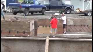 Custom Home Builder Roseburg Oregon Building A Cement Foundation