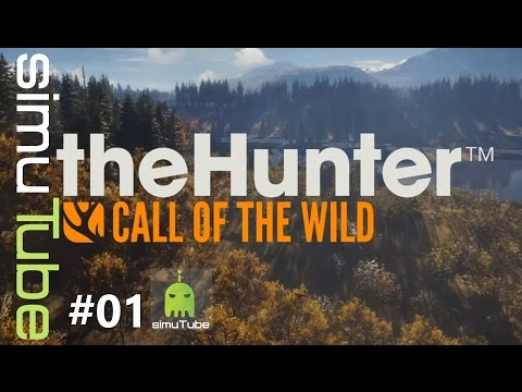 The Hunter: Call of the Wild #01 Angespielt XL   ► Let´s Play German HD