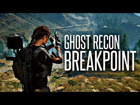 NEW SNIPER GAMEPLAY! - Ghost Recon Breakpoint
