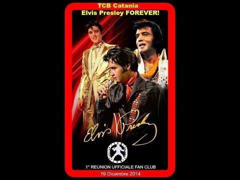 """1^ REUNION ELVIS PRESLEY FOREVER! FAN CLUB """"KARAOKE ELVIS"""""""