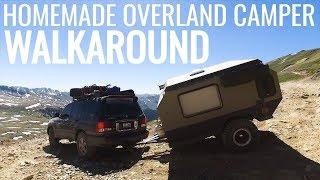 Off-Road Overland Camper 1 year Walkaround E49