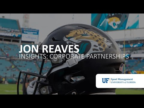 "Industry Insights - ""Corporate Partnership in the NFL"" with Jon Reaves"
