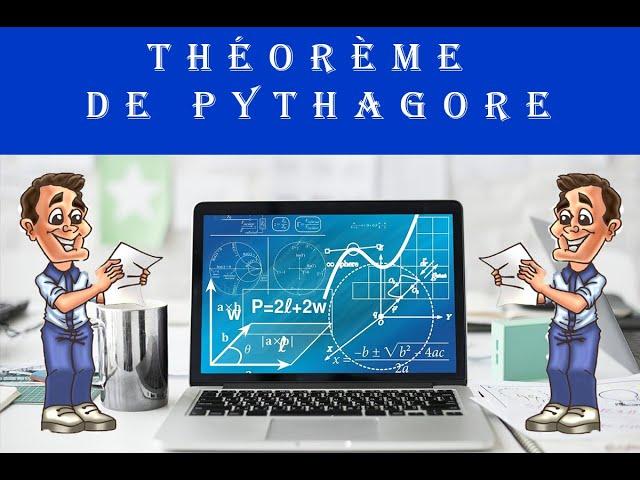Théorème de Pythagore : signification géométrique.