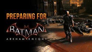 [Deathstroke] Preparing for Batman Arkham Knight - PC Gameplay