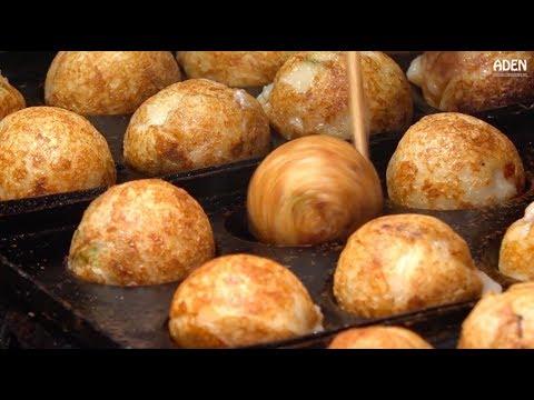 Street Food in Japan: Takoyaki