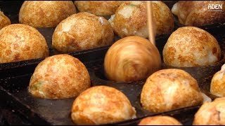 Street Food in Japan: Takoyaki