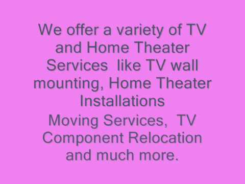 Cleveland Home Theater Installation