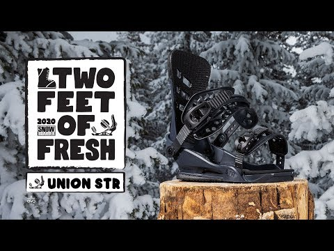 Two Feet of Fresh—2020 Salomon Highlander Binding Highlights