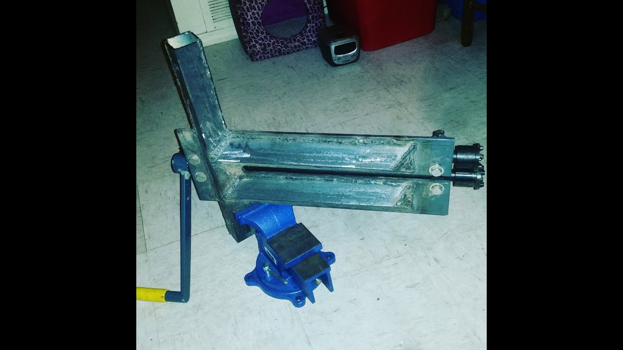 harbor freight bead roller upgrade for 20 do it yourself