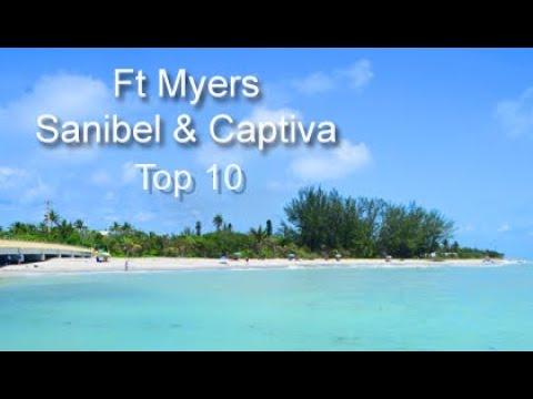 Ft Myers, Sanibel & Captiva - Top Ten Things To Do