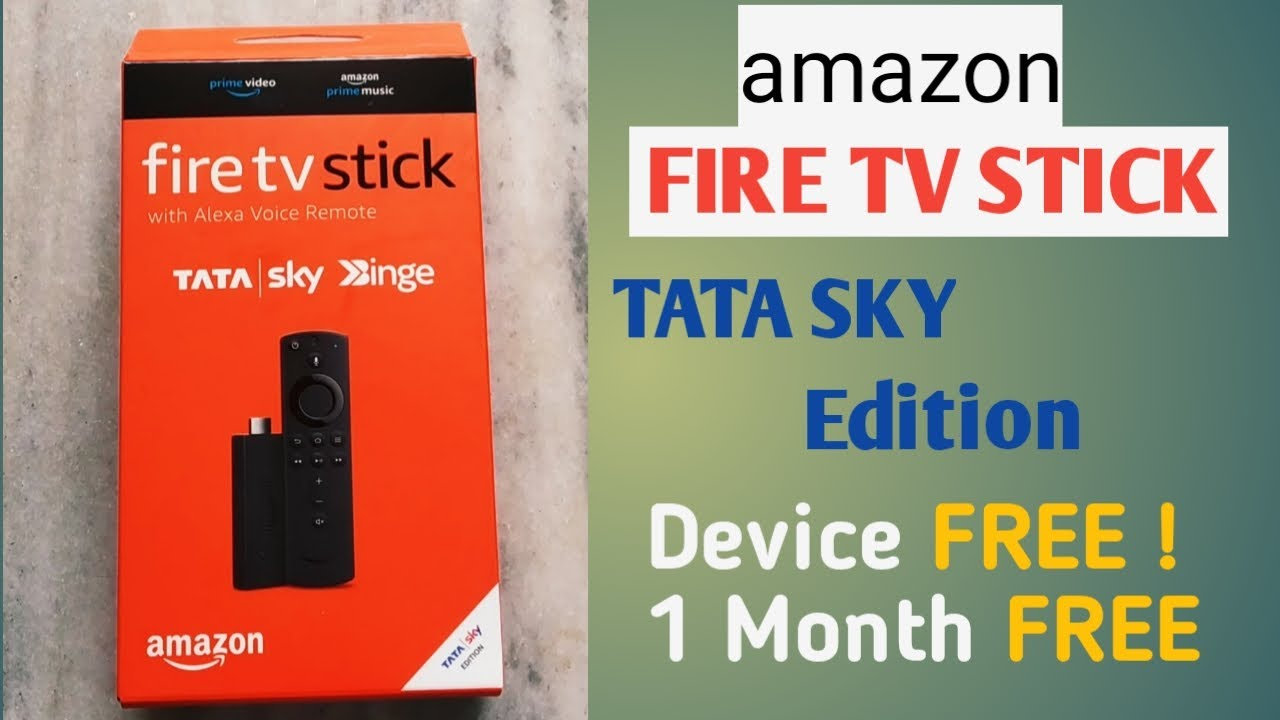 Amazon Fire Tv Stick Sky