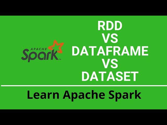 RDD vs DataFrame vs Datasets | Spark Tutorial Interview Questions #spark  #sparktuning - YoutubeDownload pro