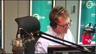 Guest says Cunt on Radio 5 live