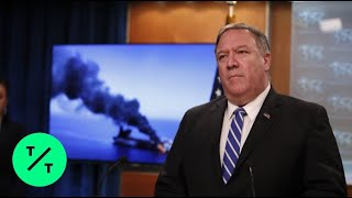 Trump Does Not Want War With Iran, Pompeo Says