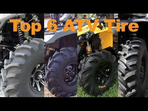 """Top 6 Lightest 30""""x12"""" ATV Mud Tires"""