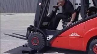 Linde Hydrostatic Lift Truck vs Toyota Torque Converter Forklift