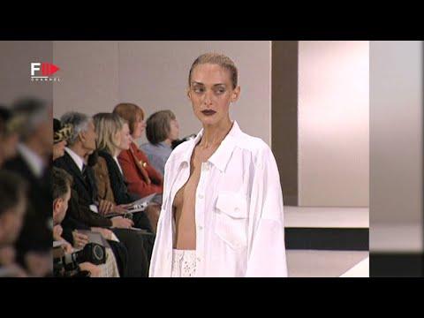 ROLAND KLEIN Spring Summer 1997 London - Fashion Channel