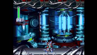Mega Man X4 Let's Play [X 5/5] 100% Playthrough