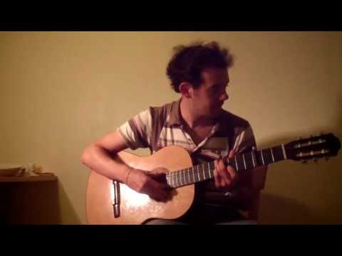 Justin Townes Earle - Halfway To Jackson (Accoustic Guitar Lesson)