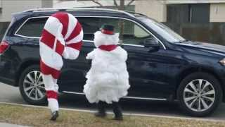 Mercedes: Celebrating the Holidays in the Mercedes-Benz GL450