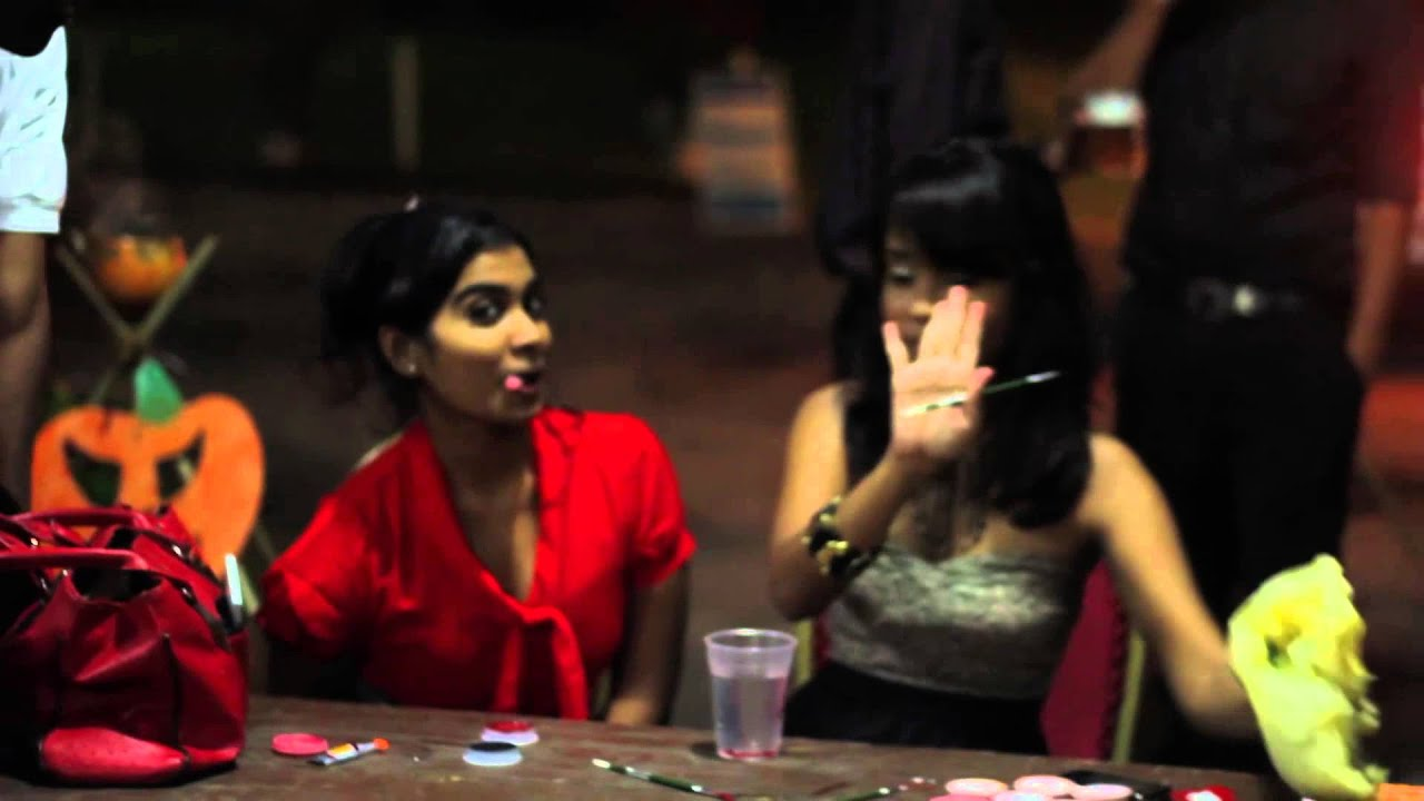 Nsbm Halloween Party 2014 Aftermovie Youtube