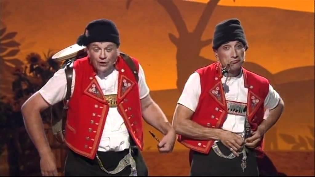 Comedy-Duo Messer&Gabel Live Auf SF1
