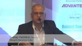 Part-2 Pratap Heblikar, Director, Maxgrid Securicor India Deftronics 2015