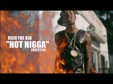 Rich The Kid - Hot Nigga (Freestyle) Shot By @AZaeProduction