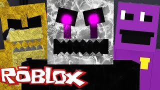 THE SINISTER ANIMATRONICS AND NEW LOCATIONS || ROBLOX Animatronic World (Five Nights at Freddys)