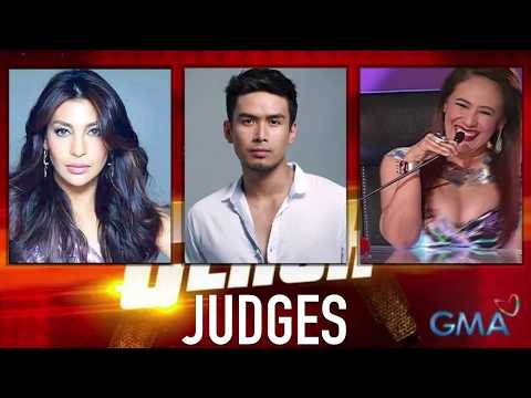 GMA Network's The Clash Judges