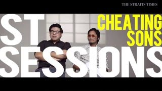 ST Sessions: Cheating Sons - Pigeonholed