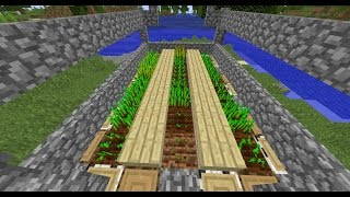 Fosters Fantasy (3) Little Farm - Minecraft PC - Foster