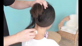 Pasc: Hair Brushing, Gentle Head Scratching & Neck Brushing (ASMR)