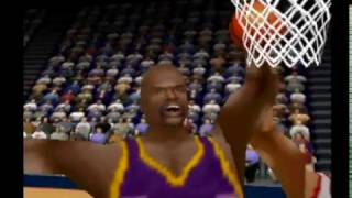 NBA Courtside 2: Featuring Kobe Bryant - Intro & Demo (N64/Hardware)