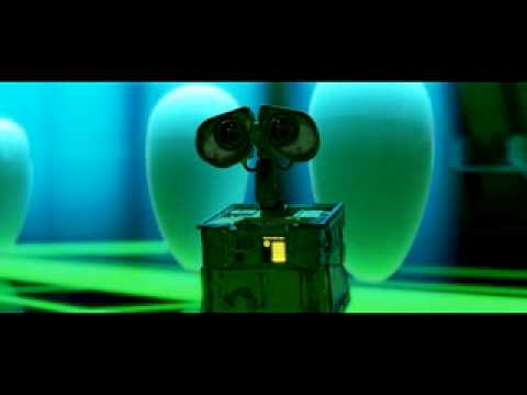 Wall E Theatrical Trailer Youtube