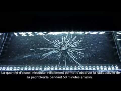 Cloudylabs cloud chamber working approx 50 min [720p]