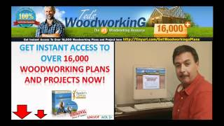 Free Woodworking Ideas & Woodshop Designs
